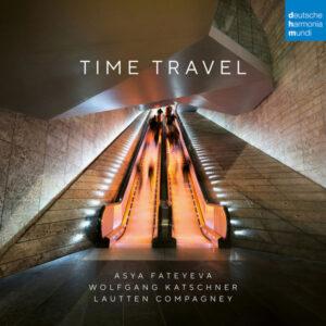 آلبوم موسیقی Time Travel اثری از آسیا فاتایوا (Asya Fateyeva)