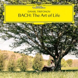 آلبوم موسیقی BACH The Art of Life اثری از دانیل تریفونوف (Daniil Trifonov)