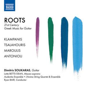 آلبوم موسیقی Roots 21st Century Greek Music for Guitar اثری از دیمیتریس سوکاراس (Dimitris Soukaras)