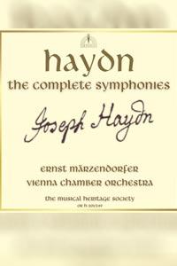 جوزف هایدن – مجموعه سمفونی های کامل هایدن