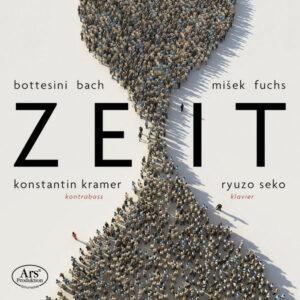 آلبوم موسیقی Zeit اثری از کنستانتین کرامر (Konstantin Kramer)
