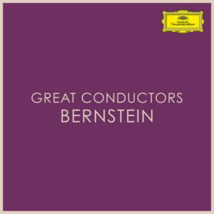 آلبوم موسیقی Great Conductors Bernstein اثری از لئونارد برنستاین (Leonard Bernstein)
