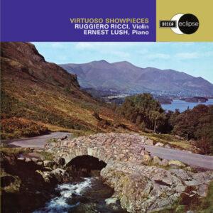 آلبوم موسیقی Virtuoso Showpieces اثری از روجرو ریچی (Ruggiero Ricci)