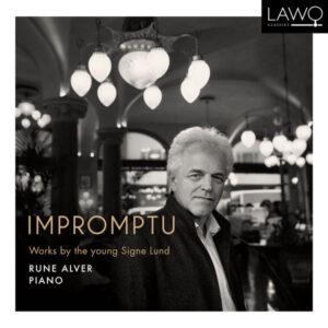 آلبوم موسیقی Impromptu Works By The Young Signe Lund اثری از رون آلور (Rune Alver)