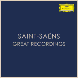 آلبوم موسیقی Saint Saëns Great Recordings اثری از کامی سن-سانس (Saint Saëns)