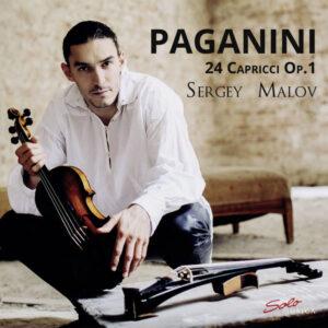 آلبوم موسیقی Paganini 24 Capricci Op. 1 اثری از سرگئی مالوو (Sergey Malov)
