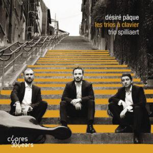 آلبوم موسیقی Désiré Pâque Les trios à clavier اثری از تریو اسپیلیارت (Trio Spilliaert)