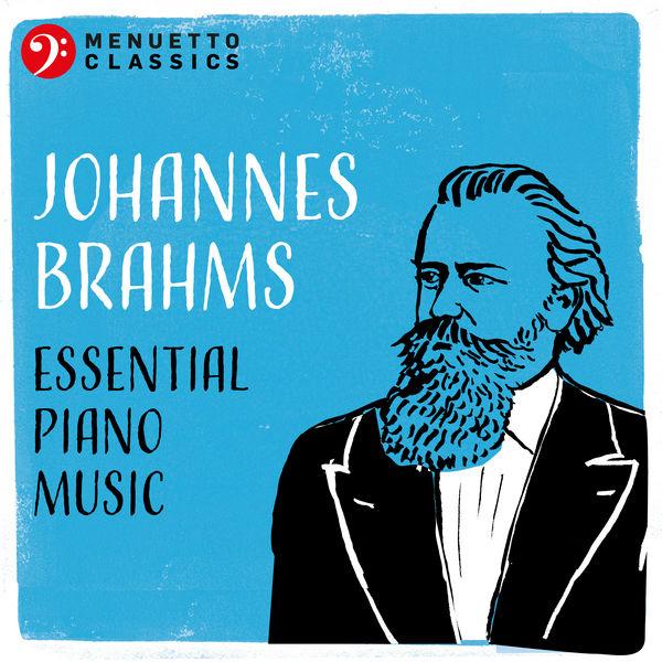 آلبوم موسیقی Johannes Brahms Essential Piano Music اثری از هنرمندان مختلف