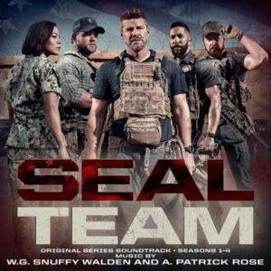 آلبوم موسیقی متن فیلم Seal Team_ Seasons 1 _ 4 اثری از دبلیو جی اسنفی والدن (W.G. Snuffy Walden)