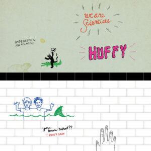 آلبوم موسیقی Huffy اثری از وی آر ساینتیستس (We Are Scientists)