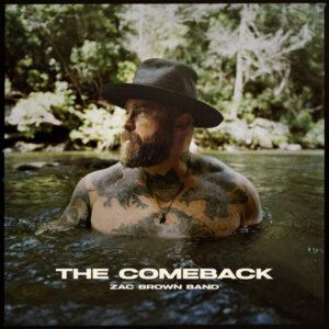 آلبوم موسیقی The Comeback اثری از بند زاک براون (Zac Brown Band)